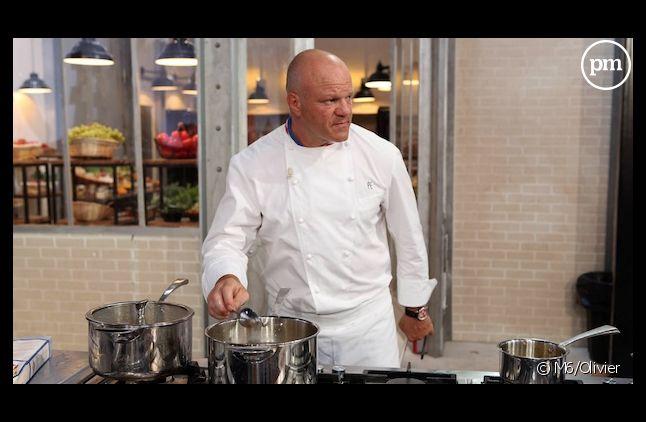 """Philippe Etchebest invité de """"Top Chef"""""""