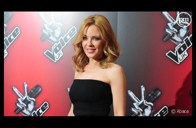 """Kylie Minogue abandonne son poste de coach dans """"The Voice"""" UK"""