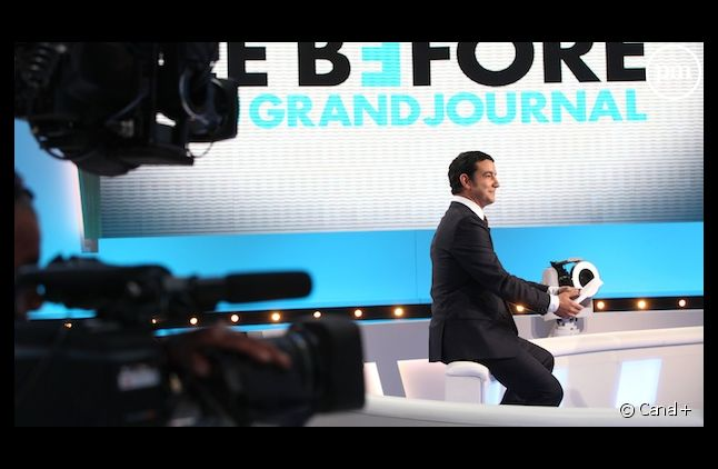 """Le Before du Grand Journal"" de retour l'an prochain"