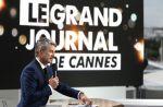 """Festival de Caunes et casting royal pour """"Le Grand Journal"""" de Canal+"""
