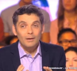 Thierry Moreau critique 'Scandales', l'émission de...