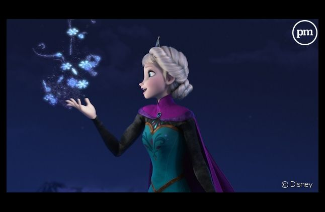 """""""La Reine des neiges"""" cinquième plus gros succès de tous les temps"""