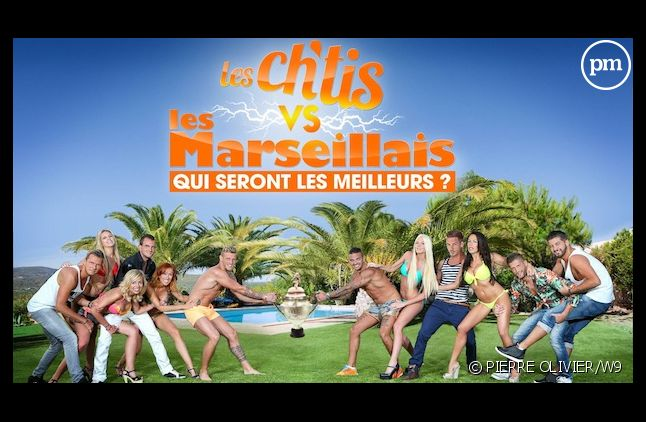 """Succès pour le lancement des """"Ch'tis vs. Les Marseillais"""""""