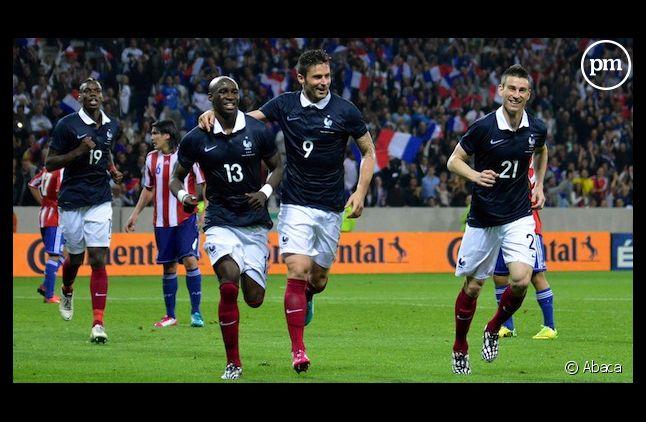 TF1 espère la victoire des Bleus