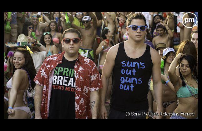 """22 Jump Street"" démarre en tête du box-office nord-américain"