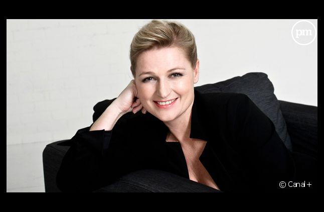 La journaliste Anne-Elisabeth Lemoine quitte Canal+.