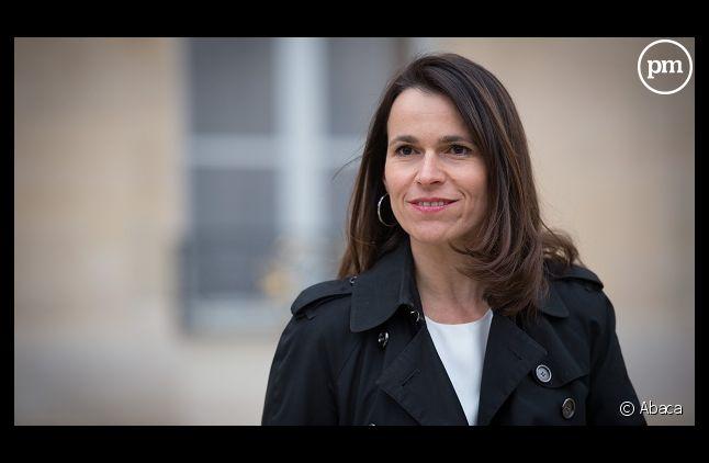 Aurélie Filippetti soutient Rémy Pflimlin dans l'affaire Bygmalion