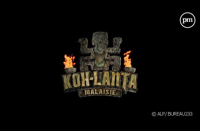 """Logo de """"Koh Lanta"""""""