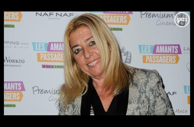 Angela Lorente, directrice de la télé-réalité chez TF1 depuis 2007, quitte la chaîne