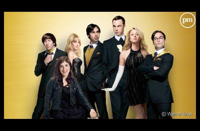 """Le cast de """"Big Bang Theory"""""""