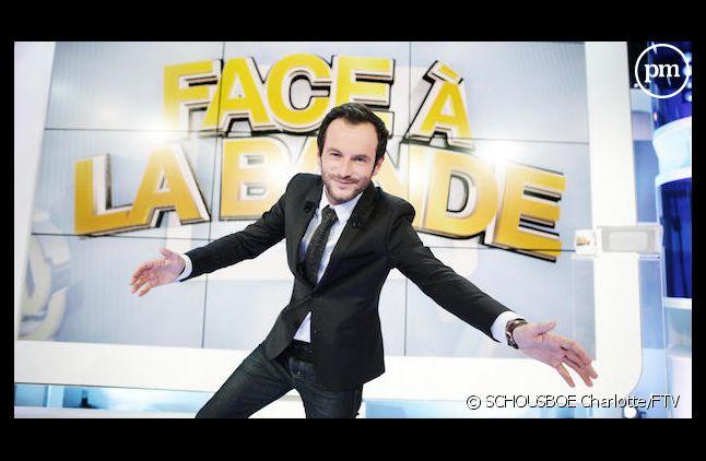 """Quelle audience pour la première semaine de""""Face à la bande"""", le nouveau jeu de France 2 ?"""