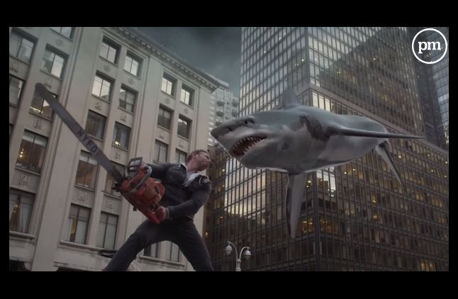 "Record d'audience pour ""Sharknado 2"""