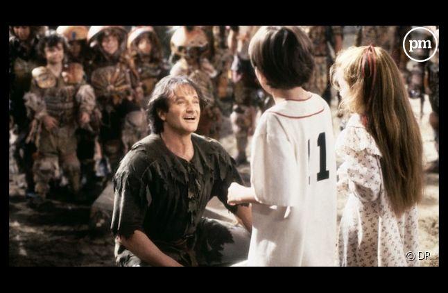 """Robin Williams dans """"Hook"""", ce soir sur NT1"""