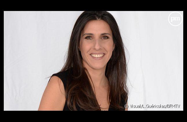 Nathalie Lévy, journaliste sur BFMTV.