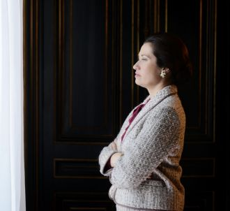 Emmanuelle Devos, dans 'La Loi' sur France 2.