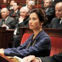 """Emmanuelle Devos, dans """"La Loi"""" sur France 2."""