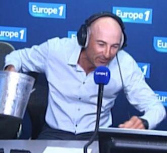 Nicolas Canteloup et le Ice Bucket Challenge de DSK