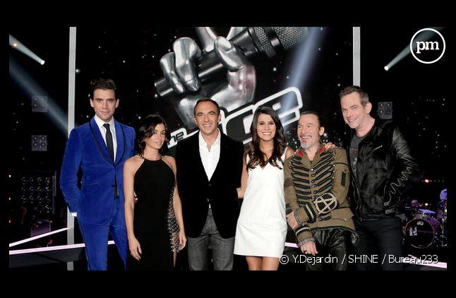 """<span>Des changements dans le jury de """"The Voice"""" 4 ?</span>"""