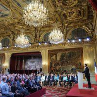 Conférence de François Hollande : 800.000 téléspectateurs supplémentaires sur les chaînes info