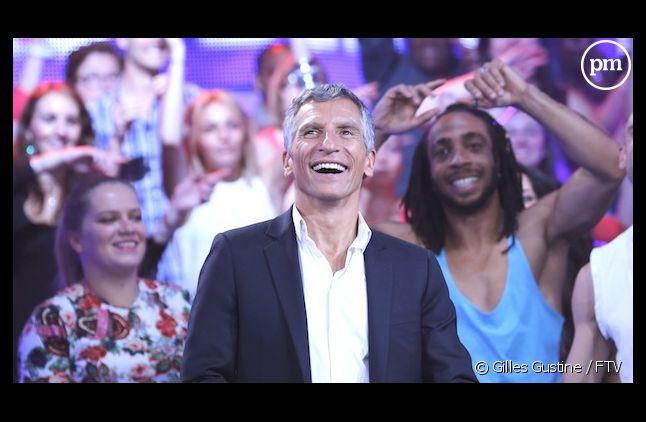"""France 2 progresse fortement avec """"Noubliez pas les paroles"""" de Nagui"""