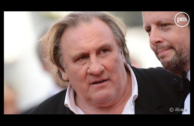 Gérard Depardieu regrette d'avoir joué dans le film sur l'affaire DSK