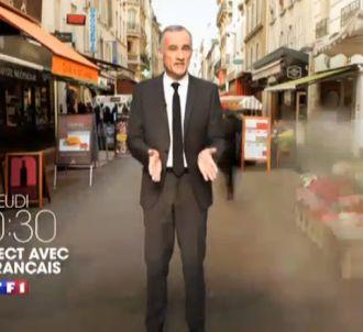 'En direct avec les Français' sur TF1.