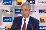 Claude Bartolone veut fusionner LCP et Public Senat