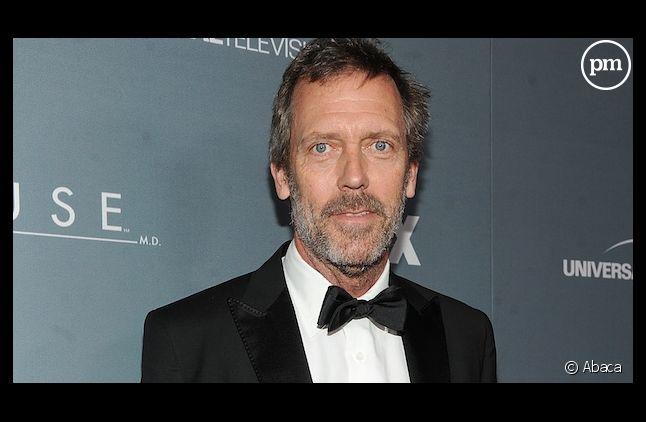 """Hugh Laurie dans """"Veep"""" saison 4"""