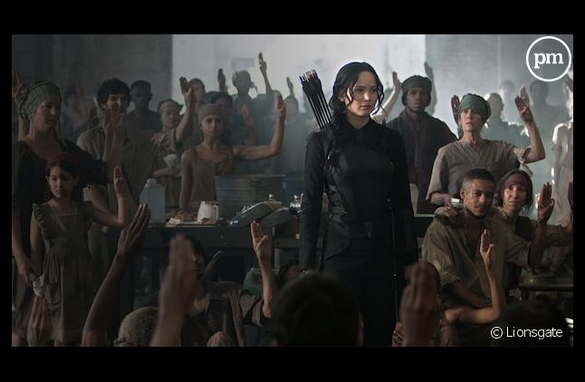 """Hunger Games - La Révolte : Partie 1"" démarre en tête du box-office US"