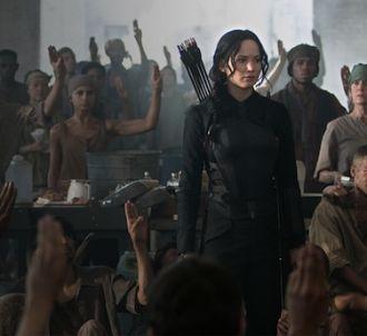 'Hunger Games - La Révolte : Partie 1' démarre en tête du...