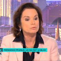 Sylvie Pierre-Brossolette (CSA) commente le rapport sur France Télévisions