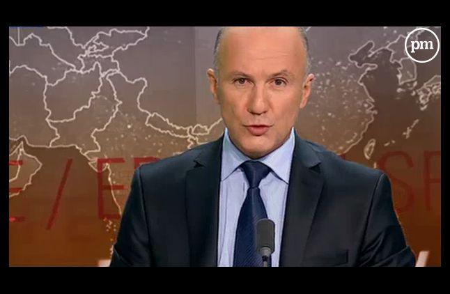 Dominique Rizet, spécialiste police justice de BFMTV.