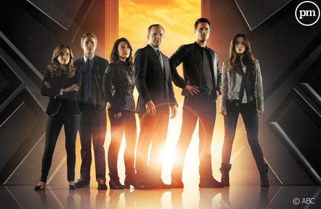 """""""Marvel, les agents du S.H.I.E.L.D."""" va arriver sur W9"""