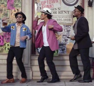 Le clip 'Uptown Funk' de Mark Ronson et Bruno Mars