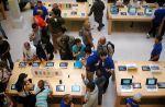 34.000 iPhone vendus par heure en 2014