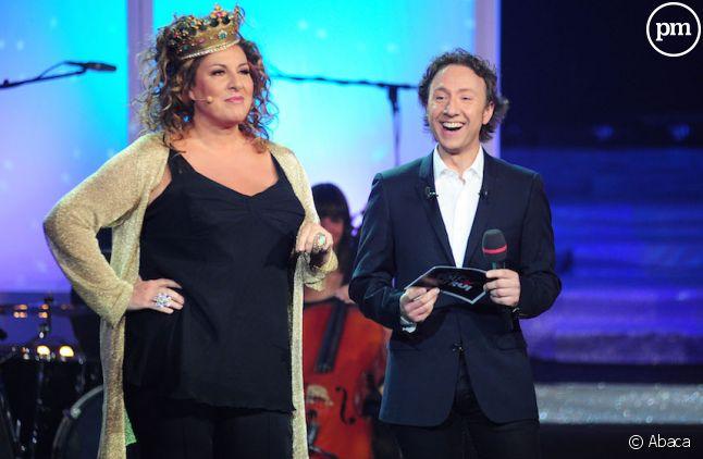 Marianne James et Stéphane Bern vont commenter l'Eurovision sur France 2