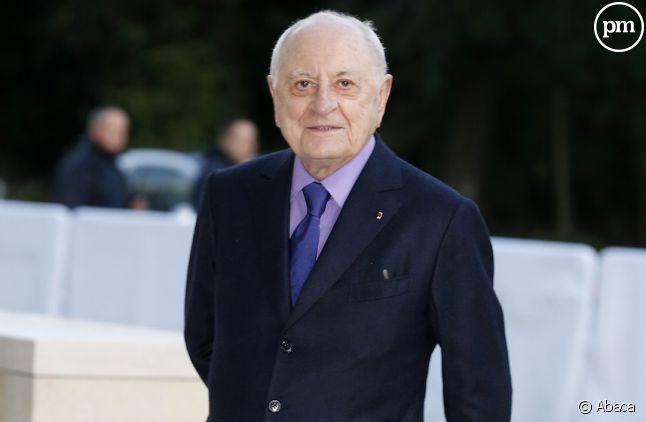 """Pierre Bergé critique la mise en avant du nom de Gad Elmaleh par """"Le Monde"""" dans l'affaire """"SwissLeaks"""""""