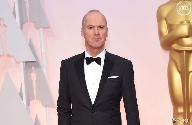 Michael Keaton aux Oscars 2015