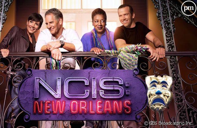 """""""NCIS : Nouvelle-Orléans"""" arrive le 3 avril sur M6"""