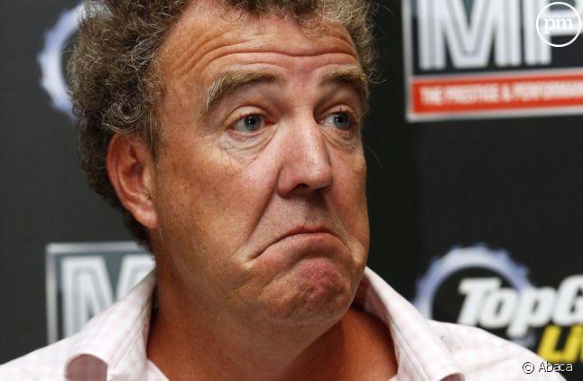 Jeremy Clarkson suspendu par la BBC