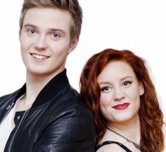 Mathieu et Emji, finalistes de 'Nouvelle Star' 2015