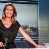 Anne-Claire Coudray enceinte, TF1 cherche un nouveau joker pour Claire Chazal