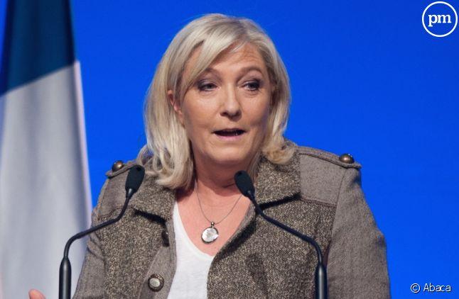 Le CSA a répondu à Marine Le Pen