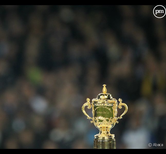 Le William Webb Ellis Trophy