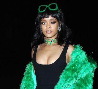 Rihanna a deux titres dans le top 30 britannique