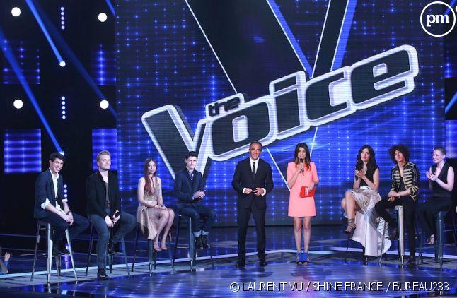 """Les demi-finalistes de """"The Voice"""" 2015"""