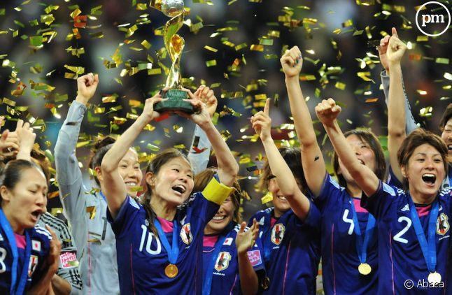 <span>Les Japonnaises, championnes du monde en titre </span>