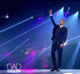Gad Elmaleh, '20 ans de scène'