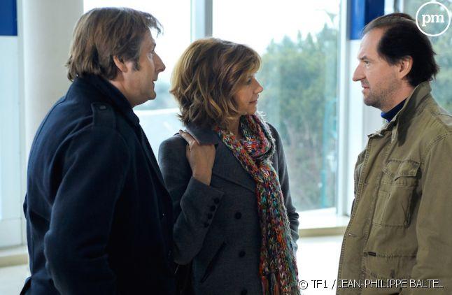 """Saison en baisse pour """"Mes amis, mes amours, mes emmerdes"""" sur TF1"""