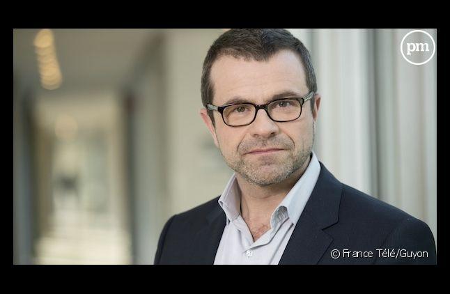 Thierry Thuillier quittera France Télévisions le 15 juin.